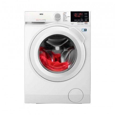 Máquina de lavar Roupa AEG L6FSG841P