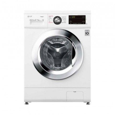 Máquina de lavar e secar Roupa LG F4J3TG5WD