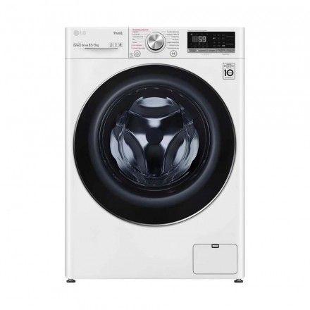 Máquina de lavar e secar Roupa LG F2DV5S85S2W
