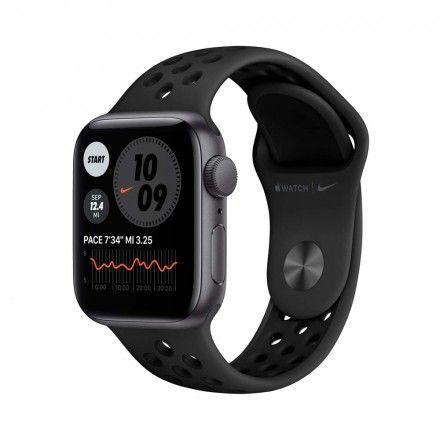 Apple Watch Nike Se Gps, 40Mm (Space Gray)