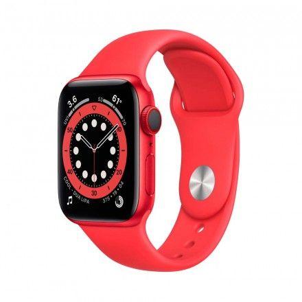 Apple Watch Series 6 Gps + Cellular (Vermelho)