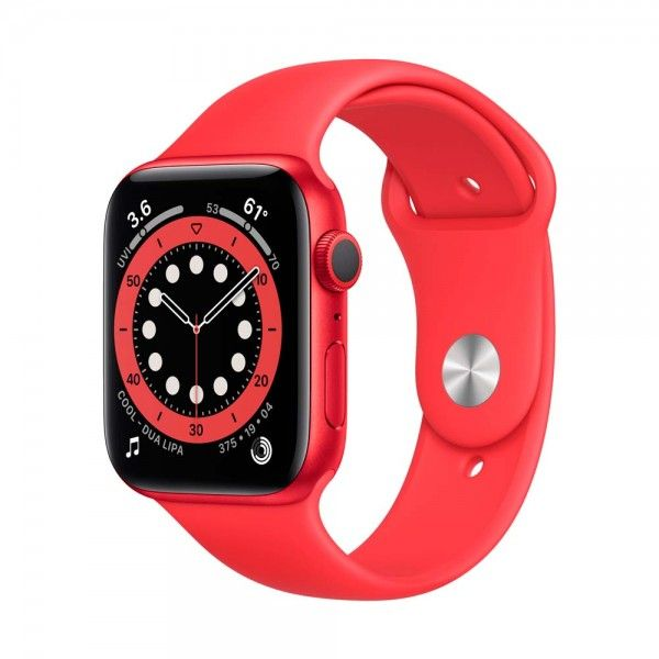 Apple Watch Series 6 Gps, 40Mm (Vermelho)