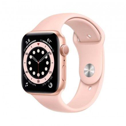 Apple Watch Series 6 Gps, 40Mm (Rosa)