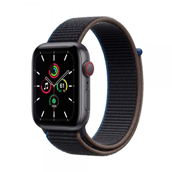 Apple Watch Se Gps + Cellular, 44Mm (Space Gray)