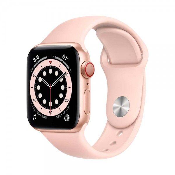 Apple Watch Series 6 Gps + Cellular, 40Mm (Dourado)