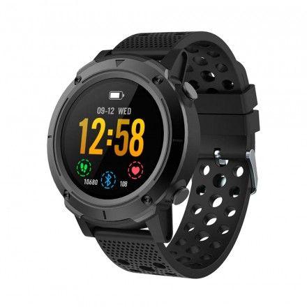 Smartwatch Weeplug Explorer 4  Relógio Multifunções Gps Integradofull (Preto)