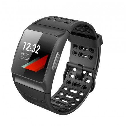 Smartwatch Weeplug Explorer 3S Relógio Multifunções Gps Integrado (Preto)