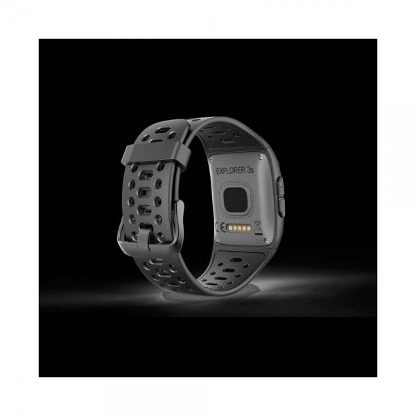 Smartwatch Weeplug Explorer 3S Relógio Multifunções Gps Integrado (Cinzento)
