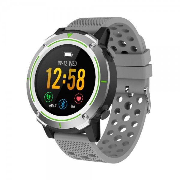 Smartwatch Weeplug Explorer 4 Relógio Multifunções Gps Integrado (Antracite Grey)