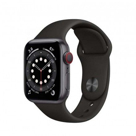 Apple Watch Series 6 Gps + Cellular, 40Mm (Space Grey)