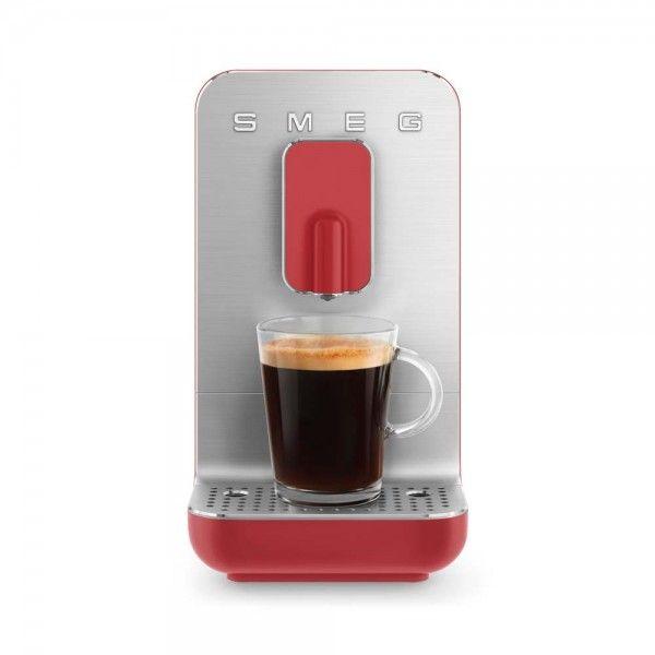 Máquina de café expresso Smeg BCC01RDMEU