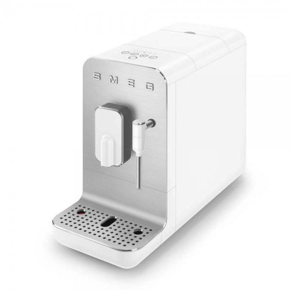 Máquina de café expresso Smeg BCC02WHMEU