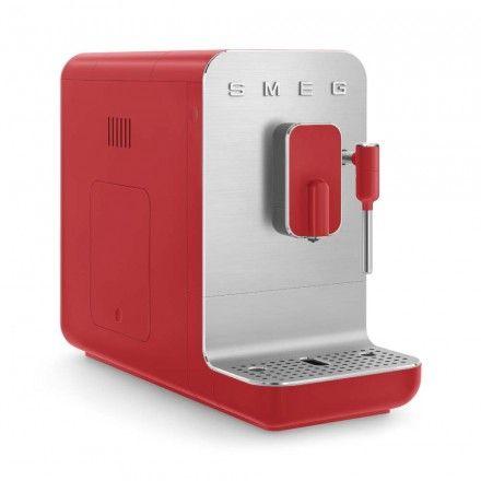 Máquina de café expresso Smeg BCC02RDMEU