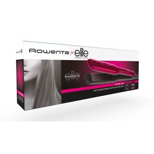 Alisador de cabelo Rowenta SF4112 Extra Liss