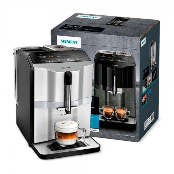 Máquina de Café Automática Siemens TI353201RW