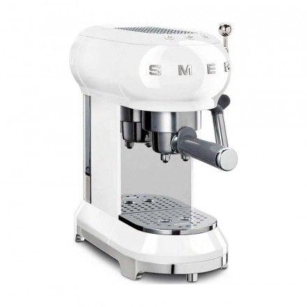 Máquina de café Smeg ECF01WHEU