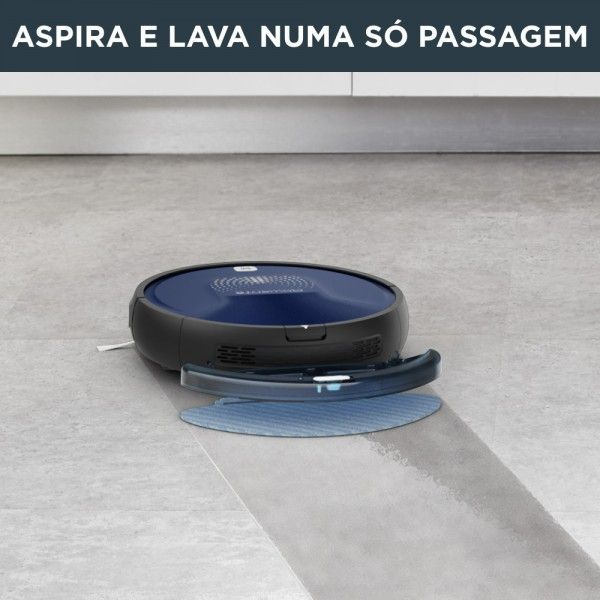 Aspirador Robô Rowenta RR6871WH